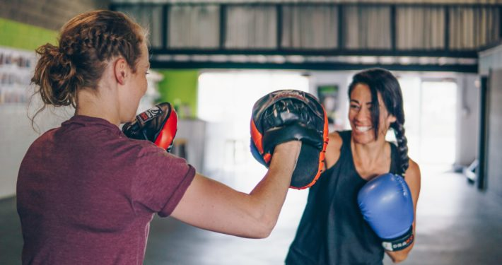 Specialised group exercises to boost your mood